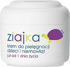 Fragrances, Perfumes, Cosmetics Baby and Kids Cream - Ziaja Body Cream for Kids