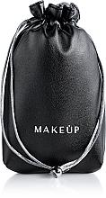 "Fragrances, Perfumes, Cosmetics Makeup Pouch ""Pretty pouch"", black - Makeup"