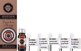 Fragrances, Perfumes, Cosmetics Set - Beviro Grapefruit Cinnamon Sandal Wood (b/oil/10ml + b/balm/15ml + edc/5x1ml)