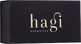 Fragrances, Perfumes, Cosmetics Set - Hagi Cosmetics (sh/gel/300ml + b/oil/100ml)