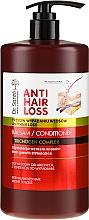 Fragrances, Perfumes, Cosmetics Weak & Loss-Prone Hair Balm with Pump - Dr. Sante Anti Hair Loss Balm