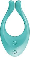 Fragrances, Perfumes, Cosmetics Couple Multifunctional Stimulator, turquoise - Satisfyer Endless Love Multi Vibrator
