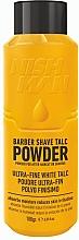 Fragrances, Perfumes, Cosmetics Skin Talc - Nishman Barber Shave Talc