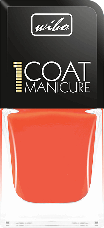 Nail Polish - Wibo 1 Coat Manicure