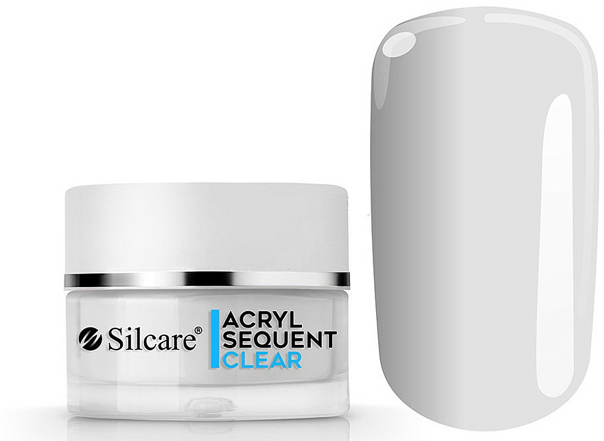 Nail Acrylic Liquid, 36 g - Silcare Sequent LUX