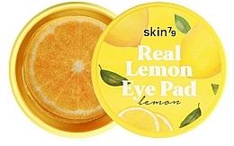 "Fragrances, Perfumes, Cosmetics Eye & Face Pads ""Lemon"" - Skin79 Brightening Real Lemon Eye Pad"