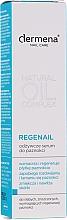 Fragrances, Perfumes, Cosmetics Nourishing Nail Serum - Dermena Nail Care Natural Oil Complex