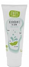 Fragrances, Perfumes, Cosmetics Deodorant Cream for Sensitive Skin - Ekos Personal Care