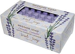 Fragrances, Perfumes, Cosmetics Lavender Massage Scrub Soap - Gori 1919 Massage Scrub Soap Lavender