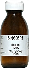 Fragrances, Perfumes, Cosmetics Rice Oil 100% - BingoSpa
