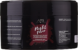 Fragrances, Perfumes, Cosmetics Cleansing Body & Hand Scrub - Apis Professional Night Fever Peelling for Body, Hand & Foot