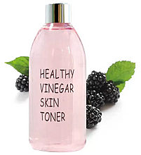 Fragrances, Perfumes, Cosmetics Face Toner 'Mulberry' - Real Skin Healthy Vinegar Skin Toner Mulberry