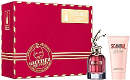 Fragrances, Perfumes, Cosmetics Jean Paul Gaultier So Scandal - Set (edp/50ml + b/lot/75ml)