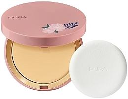 Fragrances, Perfumes, Cosmetics Compact Face Powder - Pupa Bride & Maids Compact Setting Powder