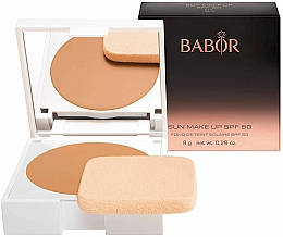 Fragrances, Perfumes, Cosmetics Sun Protection Powder SPF50 - Babor High Protection Sun Make Up SPF50