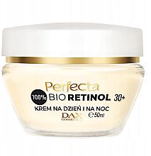 Fragrances, Perfumes, Cosmetics Day & Night Cream 30+ - Perfecta Bio Retinol 30+ Day And Night Cream