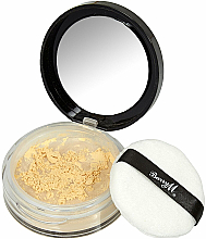 Fragrances, Perfumes, Cosmetics Translucent Powder - Barry M Ready Set Smooth Banana Powder