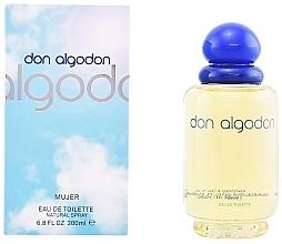 Fragrances, Perfumes, Cosmetics Don Algodon Mujer - Eau de Toilette