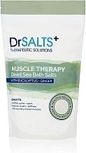 Fragrances, Perfumes, Cosmetics Bath Salt - Dr Salts+ Therapeutic Solutions Muscle Therapy Dead Sea Bath Salts