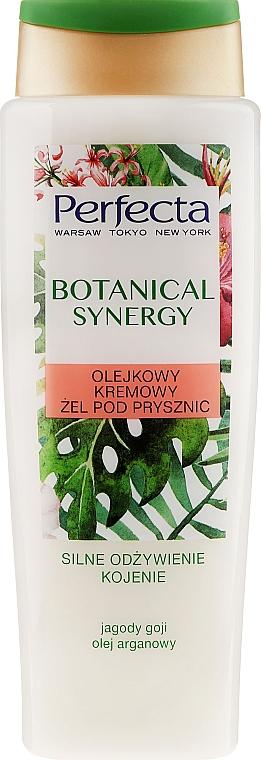 "Shower Cream-Gel ""Argan Oil and Goji Berry"" - Perfecta Botanical Synergy"