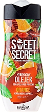 "Fragrances, Perfumes, Cosmetics Bath & Shower Oil ""Orange"" - Farmona Sweet Secret Orange"
