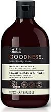 Fragrances, Perfumes, Cosmetics Bubble Bath - Baylis & Harding Goodness Lemongrass & Ginger Natural Bath Soak