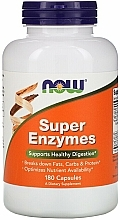 """Fragrances, Perfumes, Cosmetics Enzyme Complex """"Super Enzymes"""", in capsules - Now Foods Super Enzymes"""