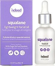 Fragrances, Perfumes, Cosmetics Facial Oil - Indeed Laboratories Squalane Facial Oil