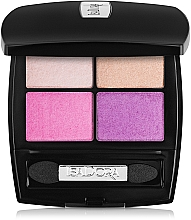 Fragrances, Perfumes, Cosmetics Eyeshadow - IsaDora Eye Shadow Quartet