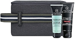 Fragrances, Perfumes, Cosmetics Set - Collistar Uomo (gel/75ml + shm/sh/gel75ml + bag)