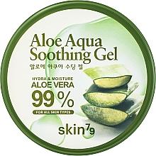 Fragrances, Perfumes, Cosmetics Multifunctional Gel - Skin79 Aloe Aqua Soothing Gel (in a jar)