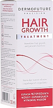 Fragrances, Perfumes, Cosmetics Anti Hair Loss Treatment Course - DermoFuture Hair Growth Peeling Treatment