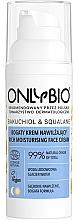 Fragrances, Perfumes, Cosmetics Face Cream - Only Bio Bakuchiol&Squalane Rich Moisturising Face Cream