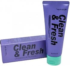 Fragrances, Perfumes, Cosmetics Moisturizing Peel-Off Mask - Eunyul Clean & Fresh Intense Moisture Peel Off Pack