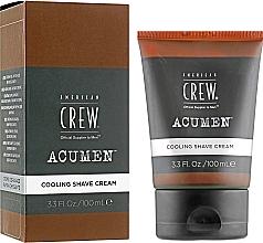 Fragrances, Perfumes, Cosmetics Cooling Shave Cream - American Crew Acumen Cooling Shave Cream
