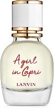 Fragrances, Perfumes, Cosmetics Lanvin A Girl in Capri - Eau de Toilette