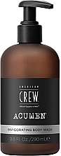Fragrances, Perfumes, Cosmetics Invigorating Body Wash - American Crew Invigorating Body Wash
