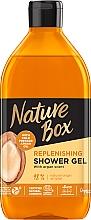 Fragrances, Perfumes, Cosmetics Argan Oil Shower Gel - Nature Box Nourishment Shower Gel With Cold Pressed Argan Oil