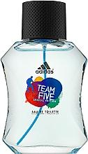 Fragrances, Perfumes, Cosmetics Adidas Team Five - Eau de Toilette