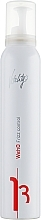Fragrances, Perfumes, Cosmetics Styling Wavy Hair Mousse - Vitality's We-Ho Frizz Control Mousse