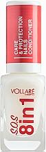 Fragrances, Perfumes, Cosmetics Nail Treatment - Vollare Cosmetics SOS 8in1