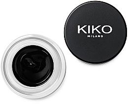Fragrances, Perfumes, Cosmetics Gel Eyeliner - Kiko Milano Lasting Gel Eyeliner