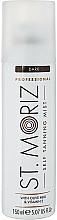 Fragrances, Perfumes, Cosmetics Body Self-Tanning Spray - St. Moriz Professional Self Tanning Mist Dark