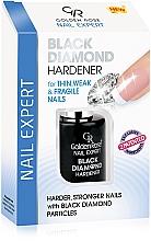 Fragrances, Perfumes, Cosmetics Nail Hardener - Golden Rose Nail Expert Black Diamond Hardener