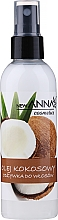 Fragrances, Perfumes, Cosmetics Coconut Leave-In Conditioner - New Anna Cosmetics