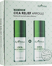 Fragrances, Perfumes, Cosmetics Firming Ampoule - IsNtree Cica Relief Ampoule