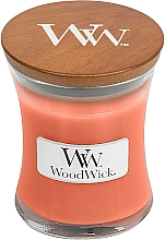 Fragrances, Perfumes, Cosmetics Scented Candle in Glass - WoodWick Tamarind & Stonefruit Candle