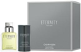 Fragrances, Perfumes, Cosmetics Calvin Klein Eternity For Men - Set (edt/100ml + deo/75ml)