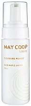 Fragrances, Perfumes, Cosmetics Cleansing Delicate Soft Mousse - May Coop Cleansing Mousse Acer Maple Water 100%