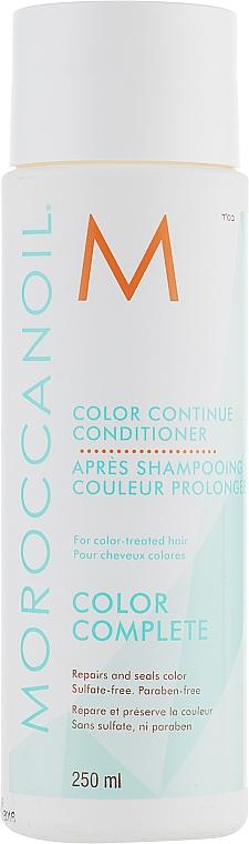 Hair Color Preserving Conditioner - Moroccanoil Color Continue Conditioner